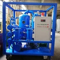 ZYD High Vacuum Oil Purifier, Approved by SGS, CE, TUV, ISO etc