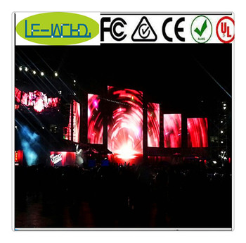 p4 display hotsale outdoor rental flat screens indoor full color led tv wall screen
