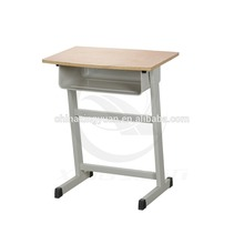 hot sale nursery school furniture/education furniture/modern cheap combo school desk and chair