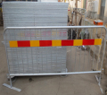 2M Long Standard Lightweight Crowd Control Barriers