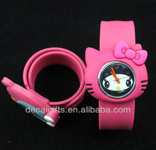 2014 Kids slap watch slap watches for girls