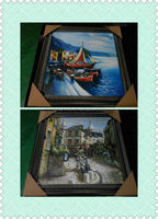 Price of high quality canvas oil painting