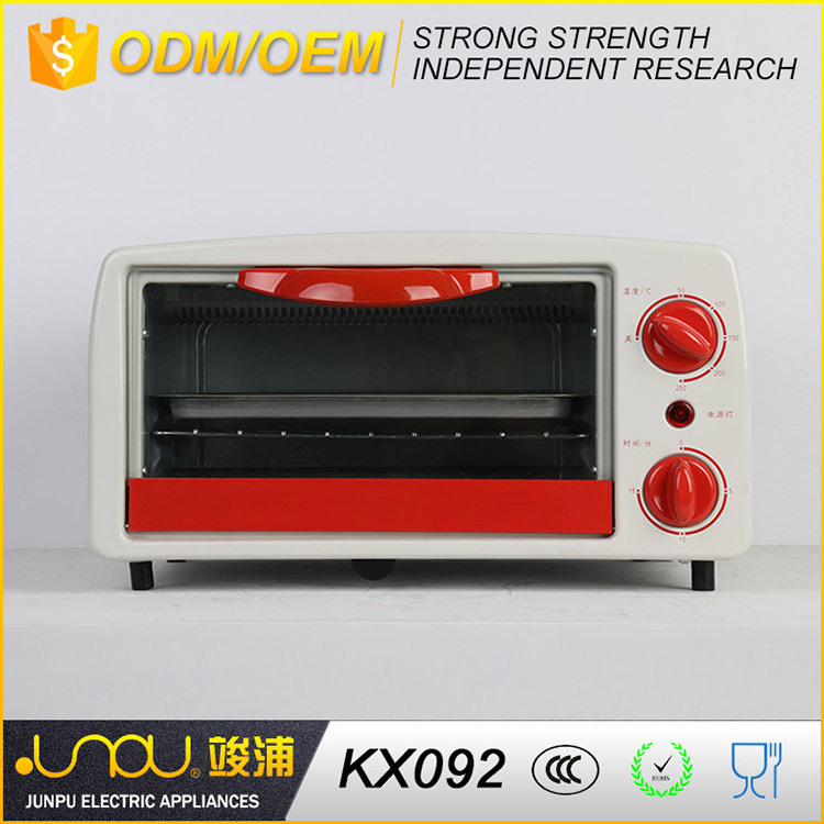 Good price of certificated household 9L electric mini toaster oven