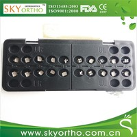 orthodontic self ligating brackets / dental products china / dental instruments