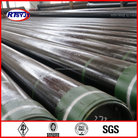 api 5ct grade j55 k55 n80 steel casing pipe, carbon steel seamless pipe