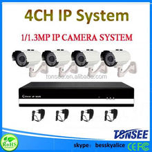 poe nvr kit cctv ip camera alarm systems security home free mobile video