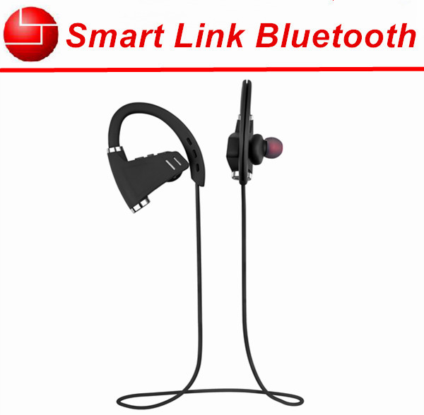 Import mobile phone accessories in Shenzhen earhook bluetooth sports headphones