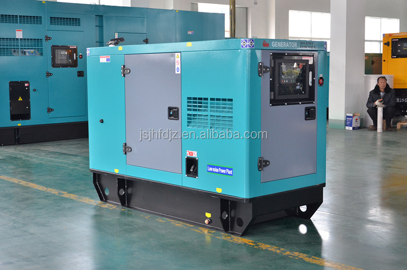 soundproof genset weichai K4100ZDS 40kw 50kva chinese diesel generator for sale