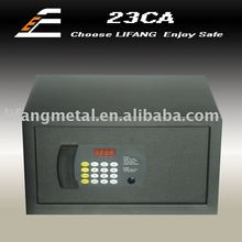 Hotel room use deposit safe box