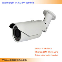 IR Camera 420TVL 1 3 Inch SONY Super HAD CCD CCTV Surveillance Camera 24LED CCTV Camera