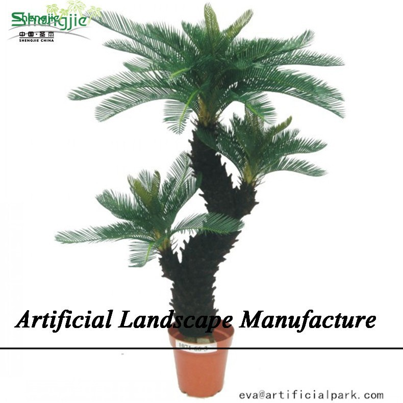SJZJN 1933 New Design Artificial Plant decorative green plant for sale