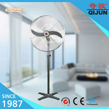 Chinese Manufaturer for 24'' Stand Exhaust Fan Industrial Stand Fan 2 Blades Metal Blade Pedestal Fan