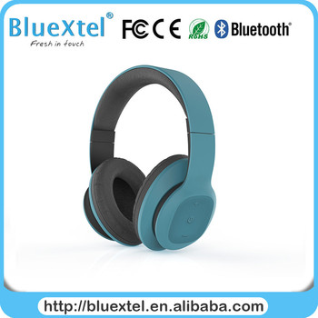 BlueXtel SH711/OEM cheap stereo voice headset Bluetooth 4.0 3.5 mm Audio jack real stereo