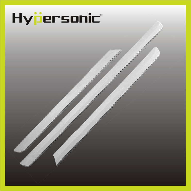 Hypersonic HP6183 rubber car bumper protector strips