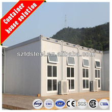 Decorative 20ft container homes fashion design cheap modular house