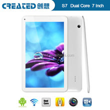 New cheapest quad core dual camera 7 allwinner a13 mid tablet software download