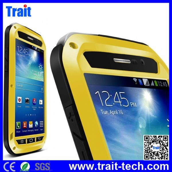 Waterproof Shockproof Powerful Three Anti-fuction Cell Phone Case for Samsung Galaxy Mega 5.8 i9150