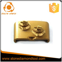 Metal Bond Diamond grinding shoes PCD scraper pads