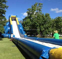 hot sale commercial giant inflatable slide,giant inflatable water slide for adult
