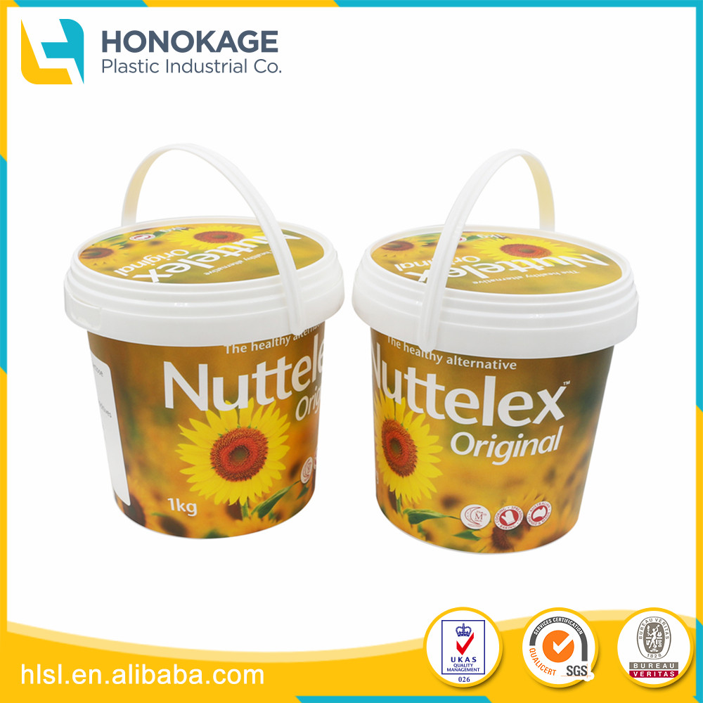 Buy Bulk Disposable Plastic Cups as Butter Packing and Cheese Box , PP Disposable Food Container