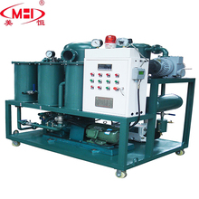 ZLA Used Transformer Oil Filtration Plants oil filter price oil purification for fleas
