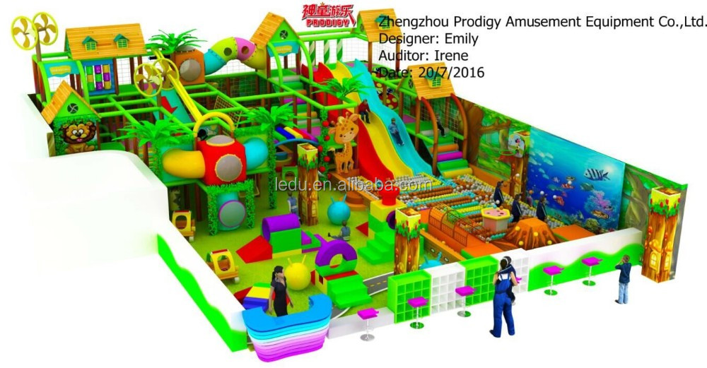 Cheap Small indoor playground