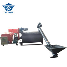 energy saving and high compression strength XF10 foam concrete machine block