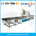 Hot Sale Philicam auto load and auto unload CNC Routers 1325 for Wood Panel Machining