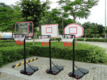 New type removable popular basketball stand for kid to play