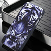 new dream mesh hard plastic case cover for iphone 5