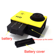 Wholesale 360 Degree Rotation Wifi Wireless Sport Action Camera 360 Camera 4K