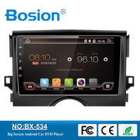 New Arrived Reasonable Price 4 Core Double Din Android Car DVD Player for Toyota Reiz Multimedia With 3G and Rear Camera Input