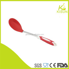 novel style kitchen tool silicone spoon for cooking