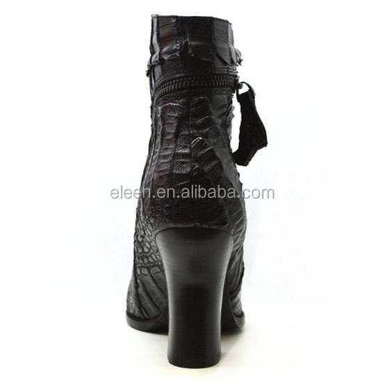 expensive leather italian design boot buy