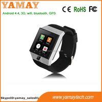 "Factory Price!! 3G WIFI Smart Watch Phone K8 With GPS 1.54"" IPS screen Android Smart Watch"