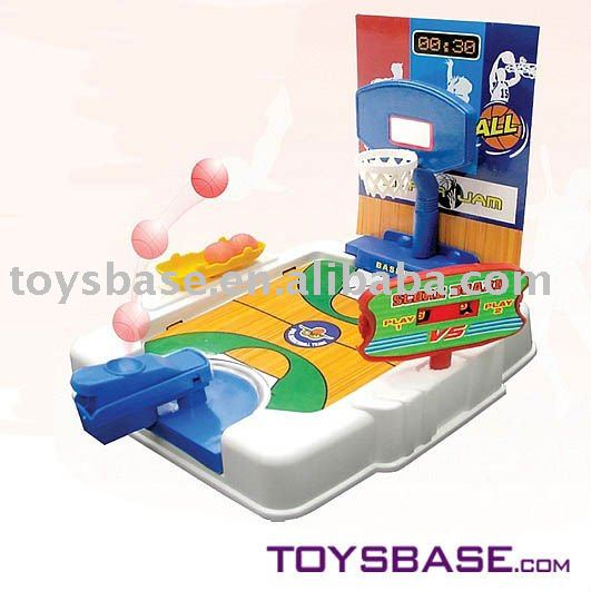 6 in 1 mini basketball sport game