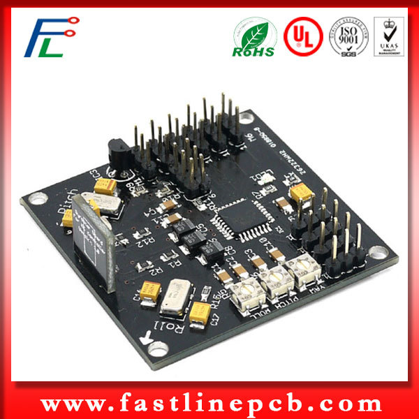 keyboard pcb design production line assembly High quality custom fr4 pcb