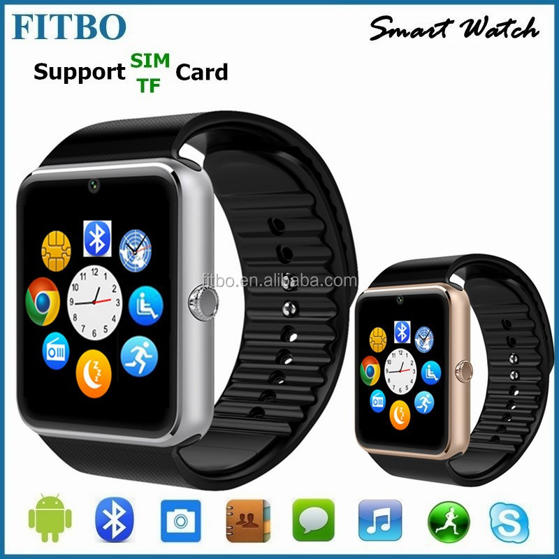 3D Pedometer + SIM TF FITBO china watch phone for Meizu MX5