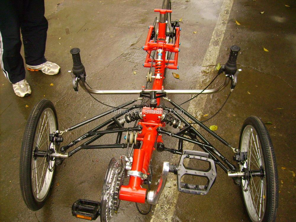 Full Suspension 3 Wheels Heavy Duty Recumbent Trike Buy