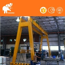 Outdoor Used 40 ton Rail Mounted Travelling Gantry Crane Price