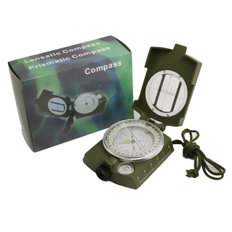 Wholesale Outdoor Camping Hiking Military Army Geology Compass