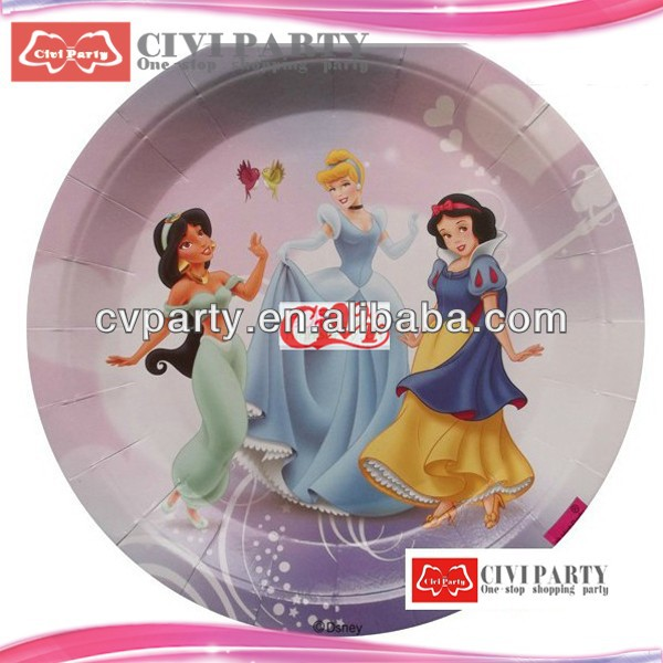 Paper Food Tray Kids Party Plates Paper Rolls Manufacturer In Dongguan