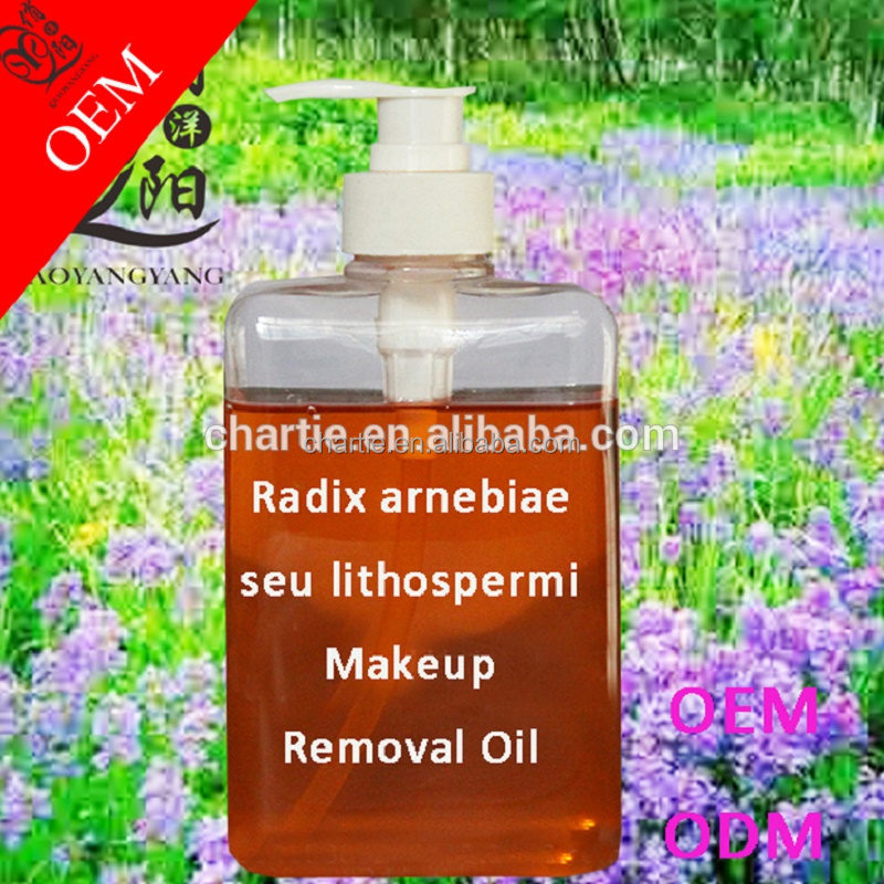 radices lithospermi makeup removal oil Deeply clean pore dirt Moderate thoroughly makeup remover OEM