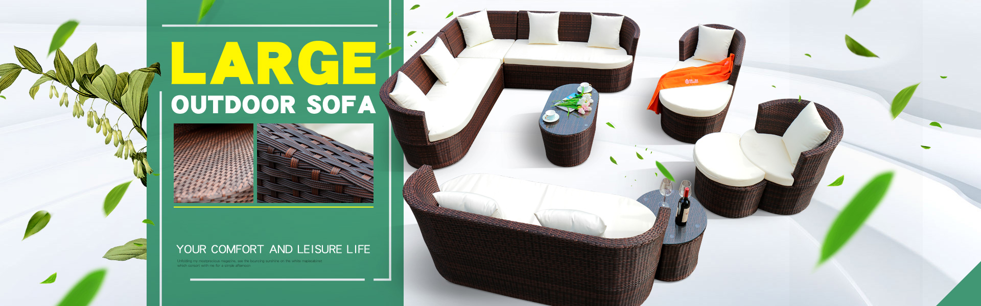 Foshan Tu0026Y Rattan Furniture Factory   Outdoor Sofa, Dining Table Set