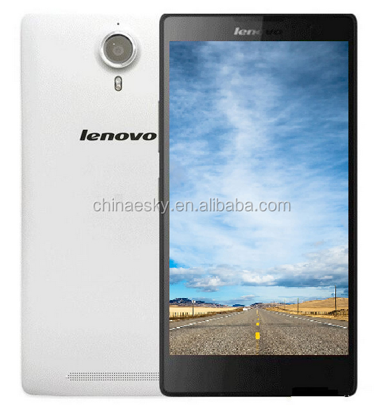 2016 Lenovo Mobile K80m 5.5 Inch 2GB+32GB Android 4.4 cell phone Quad core Dual sim 3g 4g LTE GPS Front 5MP rear 13MP camera