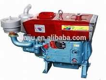 Supply cheap S1115 water cooled Agriculture Single Cylinder Diesel Engine