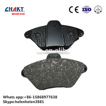 auto parts supplier OE quality brake pads for citroen