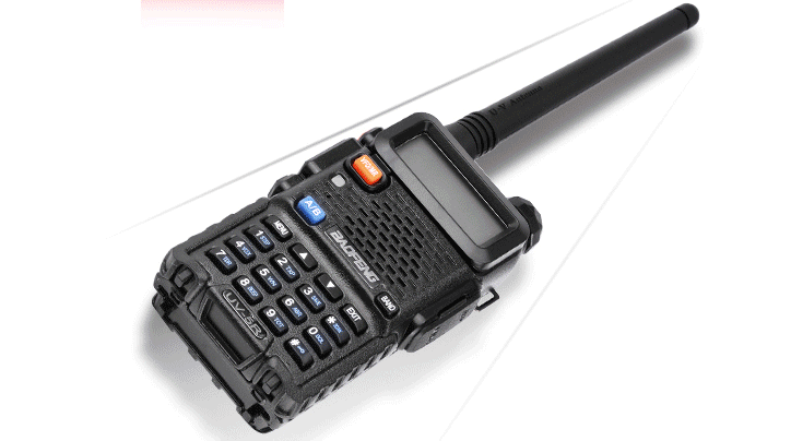 baofeng uv 5r dmr digital radio talkie walkie 20km range