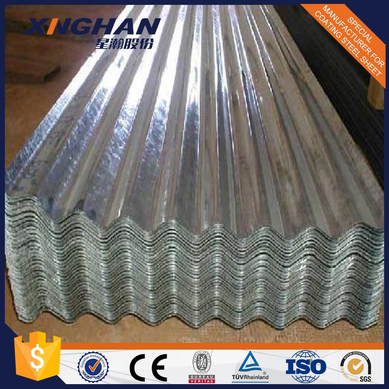 Resin PVC corrugated roofing sheet