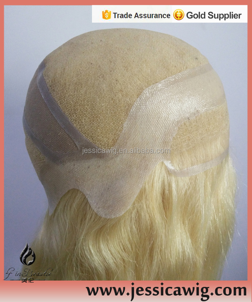 Chinese human hair 613 full lace wig